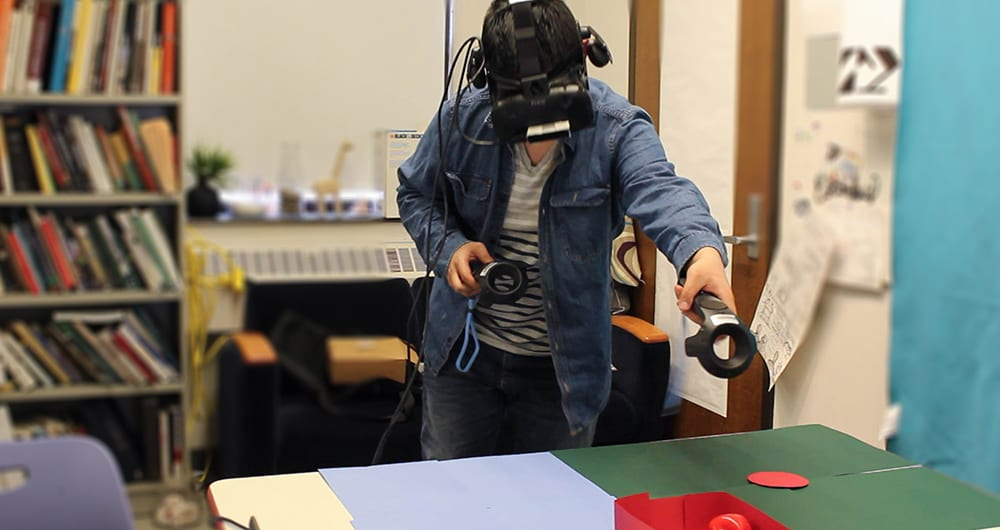 The UX of interaction in Virtual Reality